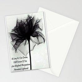 Jace Wayland/Morgentstern/Herondale/Lightwood Stationery Cards