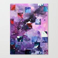 Errata & Entropia II Canvas Print