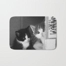 Street Cats Bath Mat