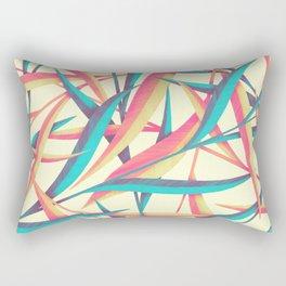 Grass Feathers Rectangular Pillow