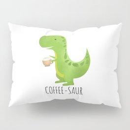 Coffee-saur Pillow Sham