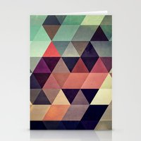 facebook Stationery Cards featuring tryypyzoyd by Spires