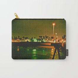 Venice Beach Night Carry-All Pouch