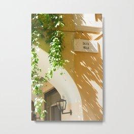 Salita Mella, Bellagio Metal Print