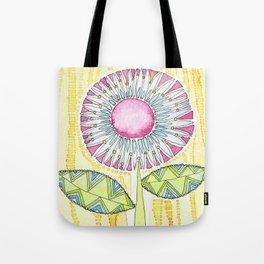Gabriella Flower Tote Bag