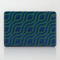 river iPad Cases featuring River by Lyle Hatch