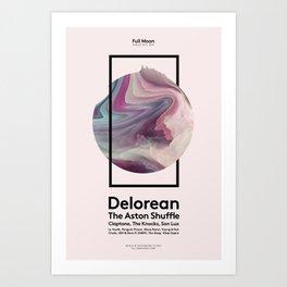 FullMoon Festival - Limited Edition Artwork Art Print