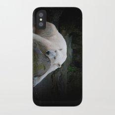 Resting  Slim Case iPhone X