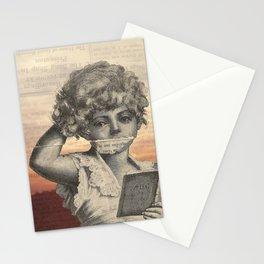 Mouthful of Diamonds Stationery Cards