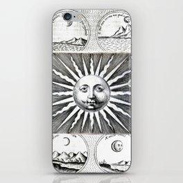 Sun vs Moon iPhone Skin
