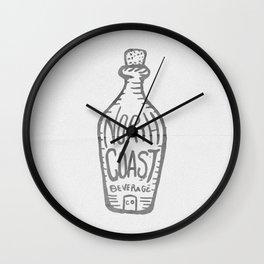North Coast Bev. Co Wall Clock
