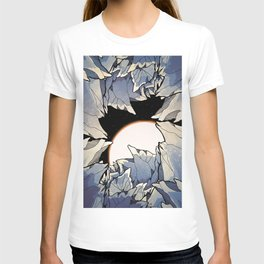 Asteroid cave T-shirt