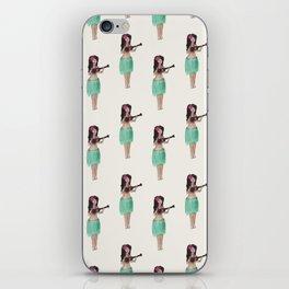 Hula Girls iPhone Skin