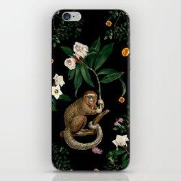 Monkey World: Amber-Ella iPhone Skin