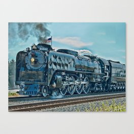 844 Canvas Print
