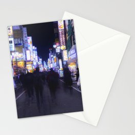 Ghosts of Tokyo, p1 Stationery Cards