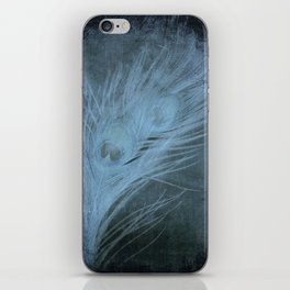 Peacock Abstract iPhone Skin