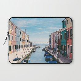 Burano, Venice, Italy Laptop Sleeve