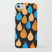 baloon iPhone & iPod Cases featuring Baloon 2 by kartalpaf