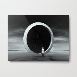 目的 | Purpose Metal Print