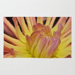 Flower Of Fire Rug