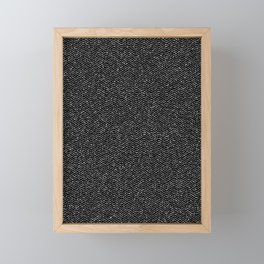 CHEVRON 2 Framed Mini Art Print