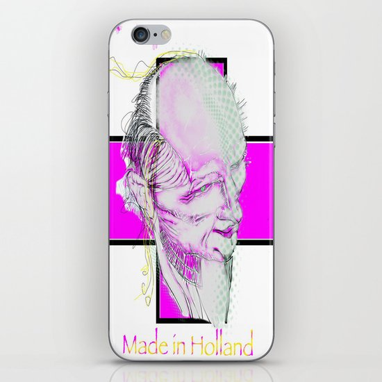 Made in Holland iPhone & iPod Skin