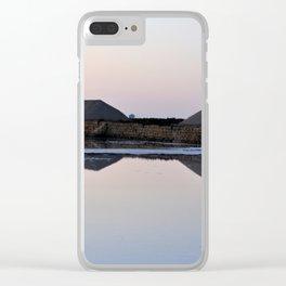 saline Clear iPhone Case