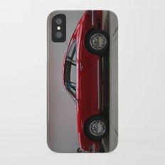 Porsche 911 / II Slim Case iPhone X