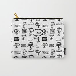 i am (lots of wonderful things) Carry-All Pouch