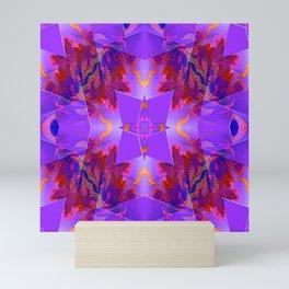 Spiritual  Star.... Mini Art Print