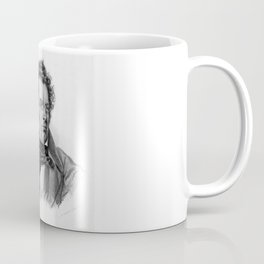 Kriehuber- Portrait of Schubert Coffee Mug
