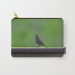 The Song Sparrow Carry-All Pouch