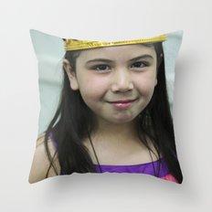 Crown Throw Pillow