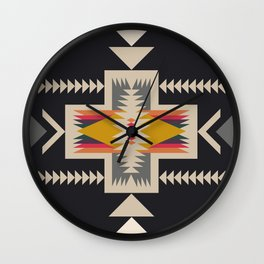 bonfire Wall Clock