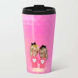Paris and Nicole 509 Travel Mug