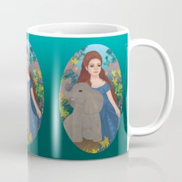 Happy Little Elepant Coffee Mug