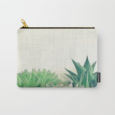 Succulent Forest Carry-All Pouch