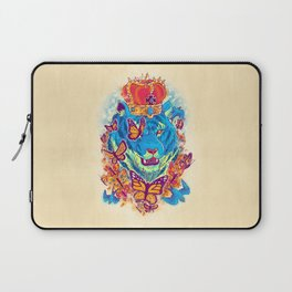 The Siberian Monarch Laptop Sleeve