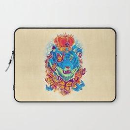 The Siberian Monarch Laptop Sleeve