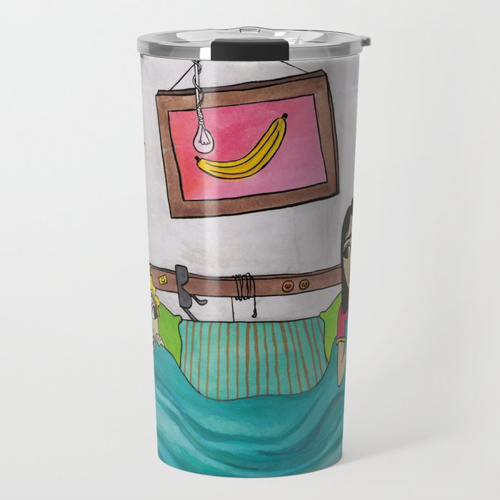 Bunk Buddies Travel Mug