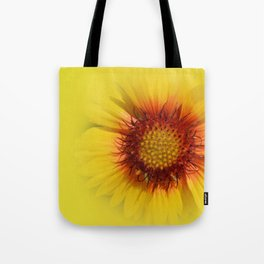 Flowers: Kissed by the sun sunflower Tote Bag