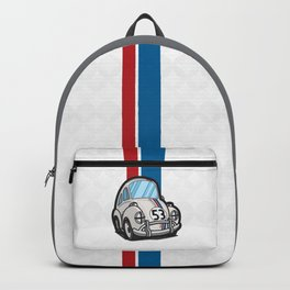Cartoony - Racing Herbie Backpack