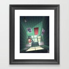 Canada (Richard Ford) Framed Art Print