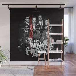 "Collection ""Le Sang par le sang"" Wall Mural"