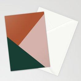 Geometric Summer Delight #2 #minimal #decor #art #society6 Stationery Cards