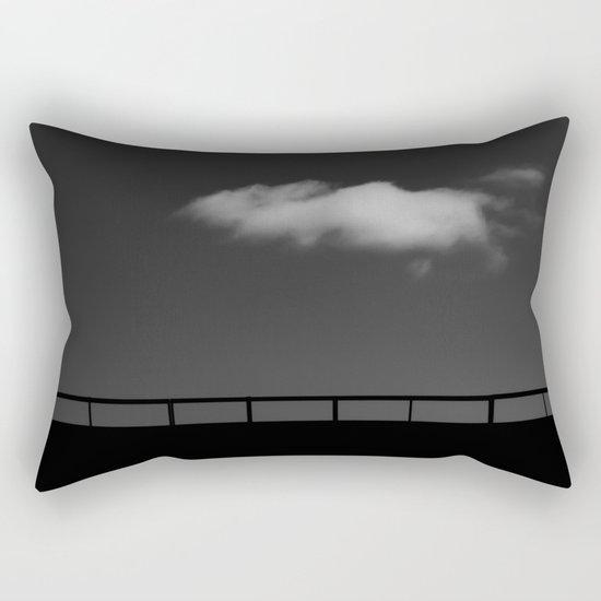 one Rectangular Pillow