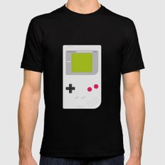 #54 Gameboy Black Mens Fitted Tee MEDIUM
