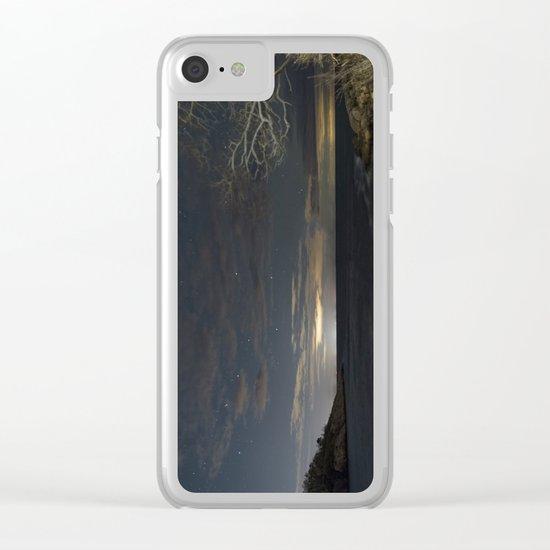 Big Dipper at Folly Cove Clear iPhone Case