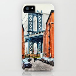 Dumbo Brooklyn iPhone Case